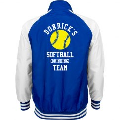 Softball Drinking Team