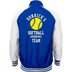 Softball Drinking Team