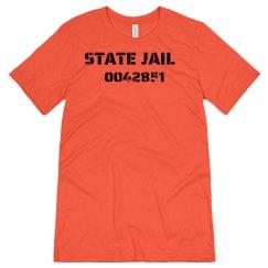 Orange Prison Costume