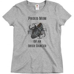 Proud mom/hardshoes