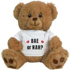 Cute Bae Plush Teddy plush