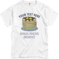 Police Pancake Breakfast