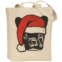 Dog Christmas Bag