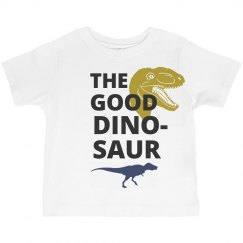 Good Dinosaur Kids Shirt