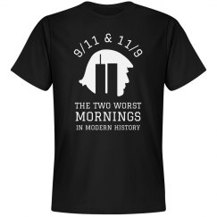 9/11 & 11/9 Worst Mornings
