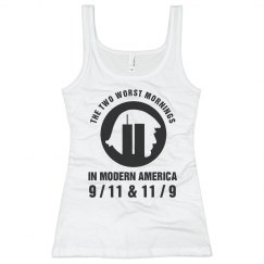 9/11 & 11/9 Worst Mornings