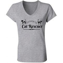 Authentic Cat Rescuer