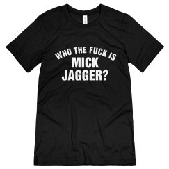 WTF is Jagger Mens Fitted