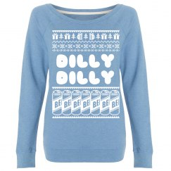 Tacky Dilly Dilly Ugly Sweater