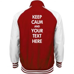 Your Keep Calm Text