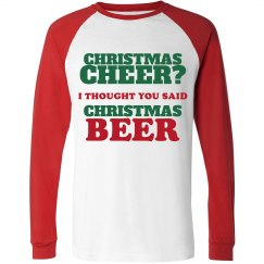 X-Mas Cheer?/Xmas Beer
