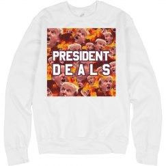 President Deals Collage