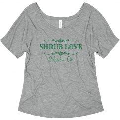 Shrub Love, Columbus Ohio