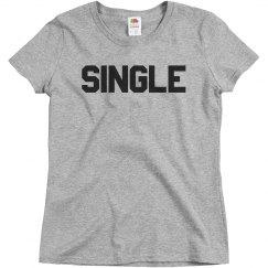 Single On Valentine's Day