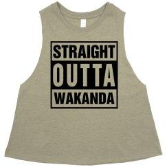Straight Outta Wakanda City