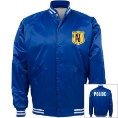 Custom Police Jacket