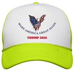 Trump 2016 Make America Great
