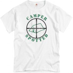 Camper Spotted
