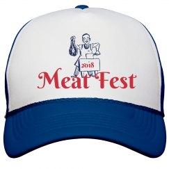 Official 2018 Meat Fest Hat