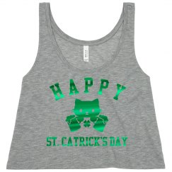 Adorable Happy St. Catrick's Day