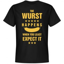 Expect The Wurst