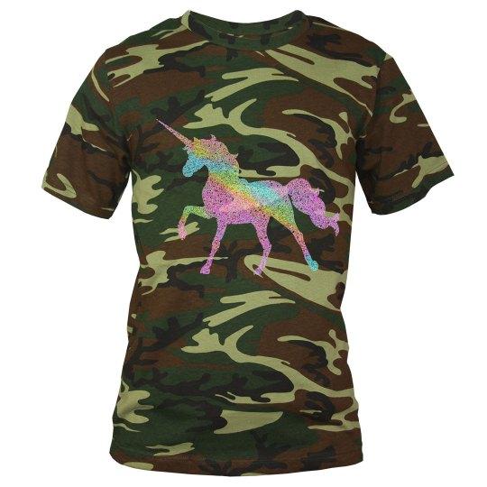 Camo Unicorn