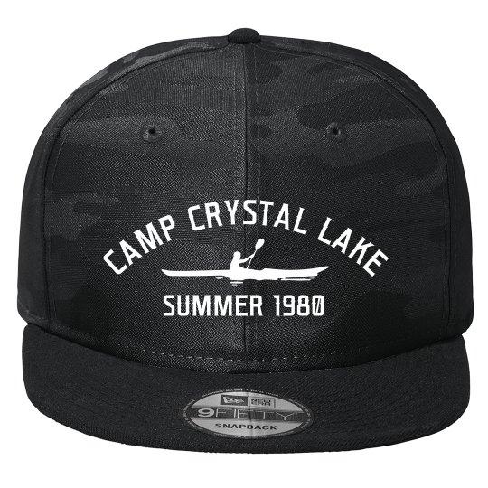 Camp Crystal Lake Hat