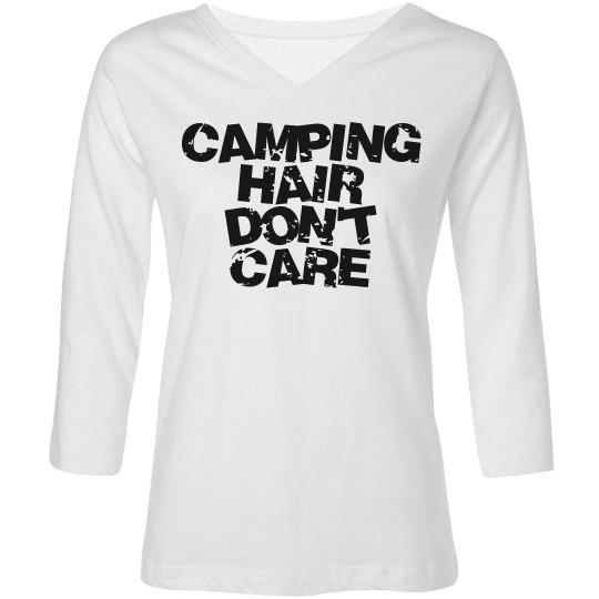 Camping Hair