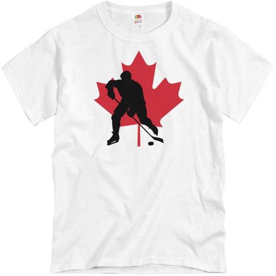Canada Hockey T-Shirt