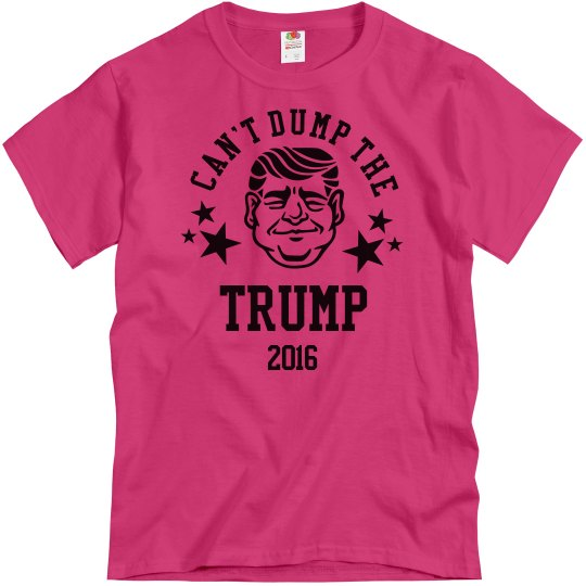 Can't Dump the Trump