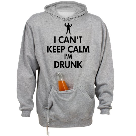 Can't Keep Calm - Drunk