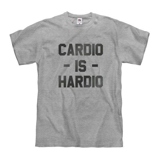 Cardio is Hardio