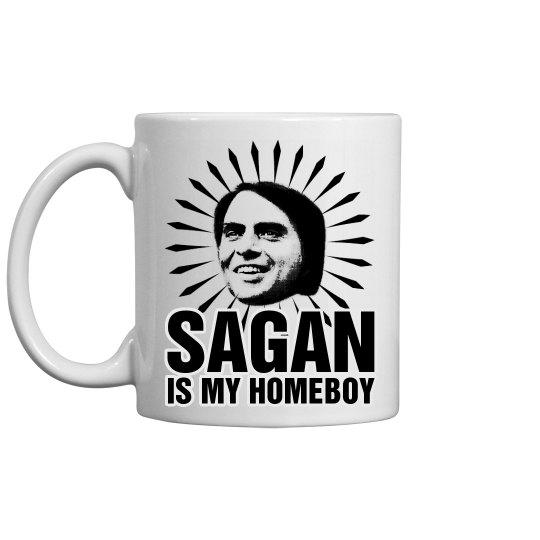 Carl Sagan Science Gifts Mug