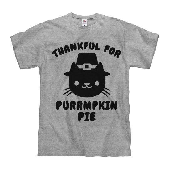 Cats Love Pumpkin Pie