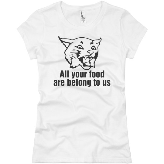 Cats Parody T-Shirt