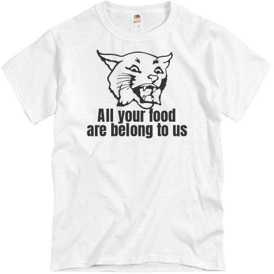 Cats Parody T-Shirt
