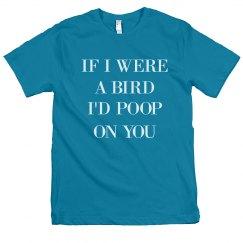 If Only I Were A Bird