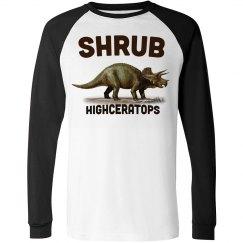 Highceratops Album Raglan