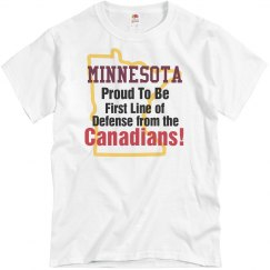 MN Defense From Canada