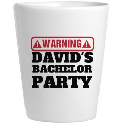 Warning Bachelor Party