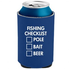 Fishing Checklist