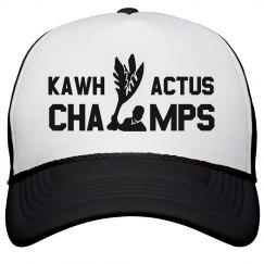 Kawhactus League Champions Cap