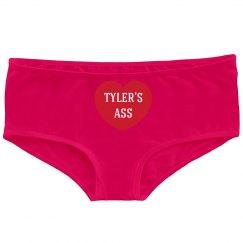 Boyfriend's Ass