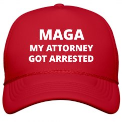 My Attorney Got Arrested