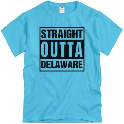 Straight Outta Delaware T-Shirt