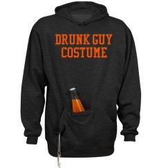 Drunk Guy Costume