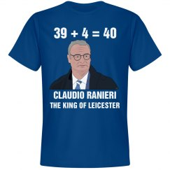 The King Of Leicester