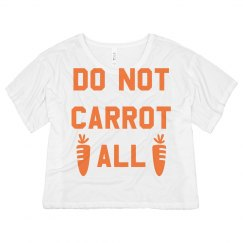 Do Not Care Anti-Easter Gift Tee