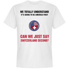 Switzerland Second?