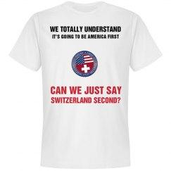 Switzerland Second?